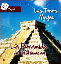 Tirage gratuit des mayas pyramide de theotihuacam